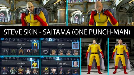 Skin (Steve) - Saitama. One Punch-Man by ponx