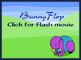 BunnyFlop by madelief