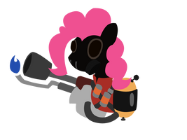 Pinkie Pyro by alphanite