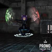 Magic-Light- Props- Sci-Fi by Mysticartdesign
