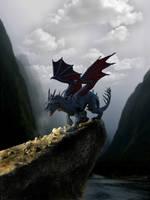 Dragon Fire by Mysticartdesign
