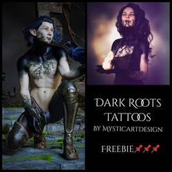 MysticArtDesign Dark Roots by Mysticartdesign