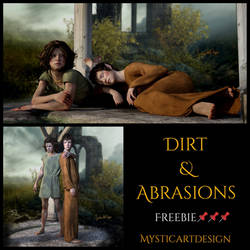 MysticArtDesign  Dirt and Abrasions