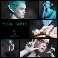 MysticArtDesign  Magic Tattoos