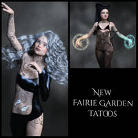 MysticArtDesign Fairies Garden
