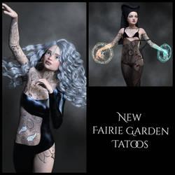 MysticArtDesign Fairies Garden