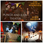 Punch and Judy Theather