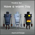 Have a warm Day by Mysticartdesign