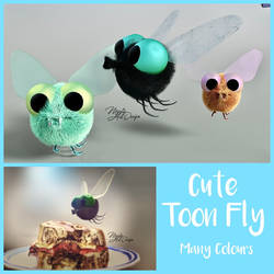Toon Fly