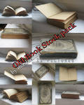 Old Book Stock Pack by maslenitsa