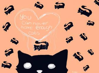 CATS by Captain-SassyButt