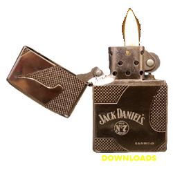 Zippo Shortcut For Xwidget by DaveBreck