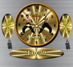 Bruce Lee Time Take 2 for Xwidget