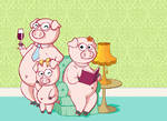 The Royal Pigs