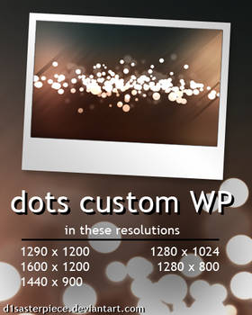 dots custom by radonthetyrant