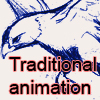 Golden eagle animation