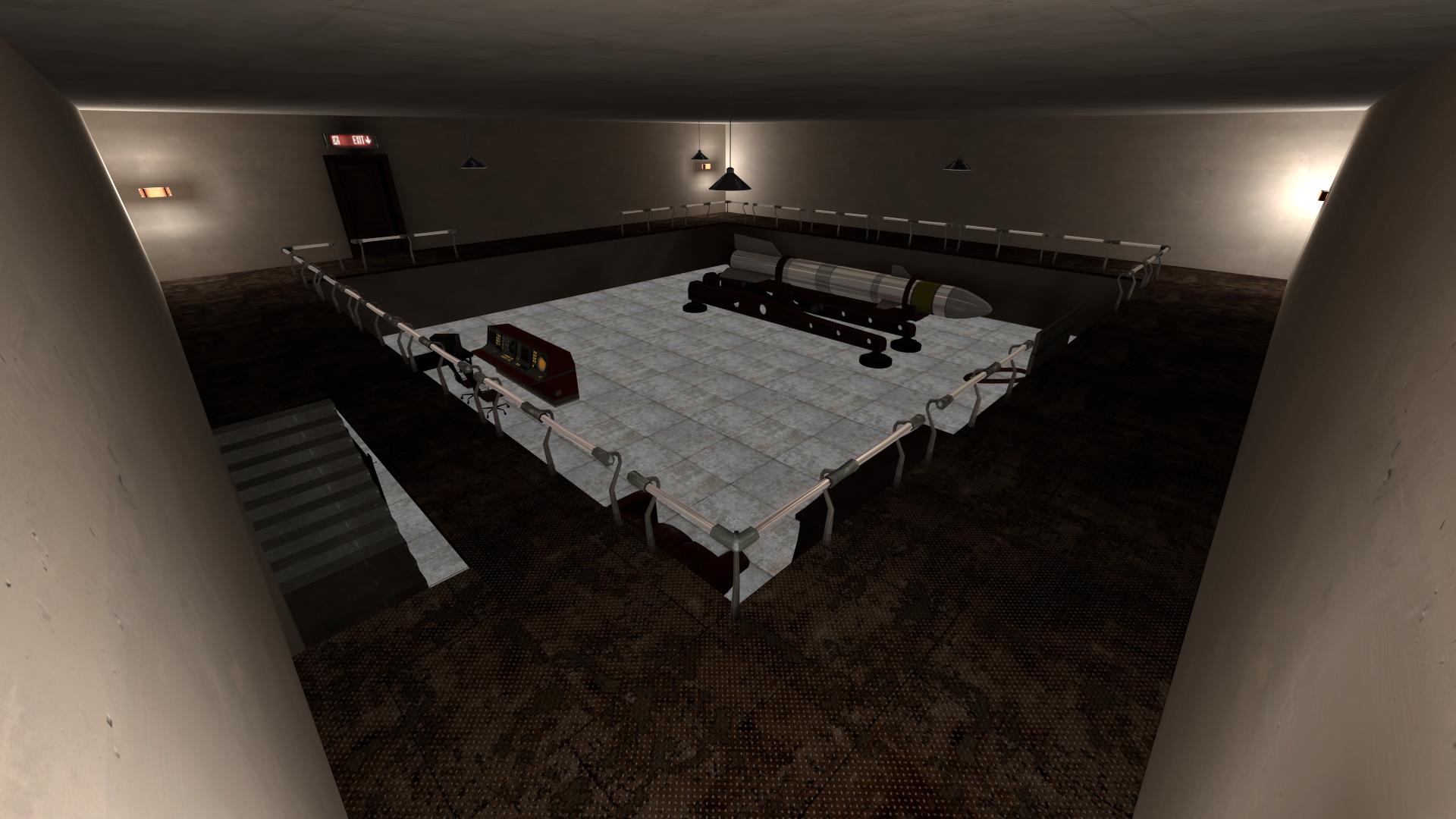 Hanger (SFM Map) by GameAct3 on DeviantArt on