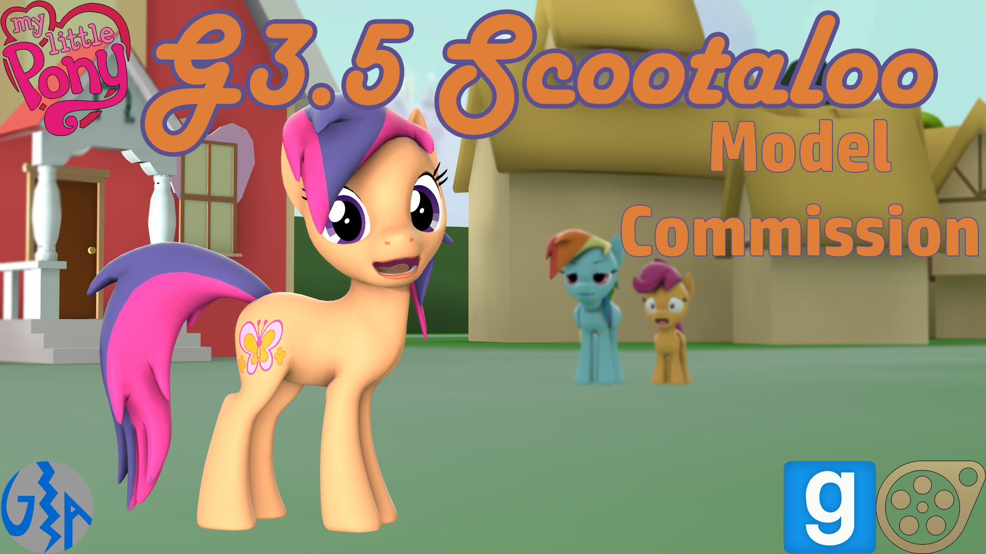Scootaloo Mlp G3 5 Sfm Gmod Dl Commission By Gameact3 On Deviantart See more of scootaloo (mlp: scootaloo mlp g3 5 sfm gmod dl