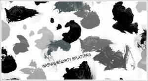 'Splatter' Brushes