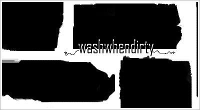 Mask Brushes 4 by WashWhenDirty