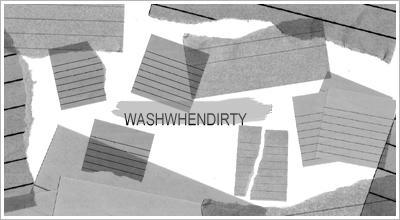 PostIt Brushes by WashWhenDirty