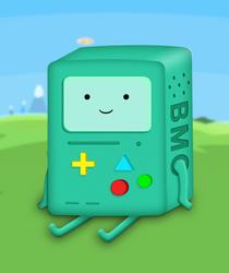 BMO Dock Icon (OSX/Windows release) by bdorn