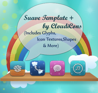 Suave Template Plus + by ChikenArt