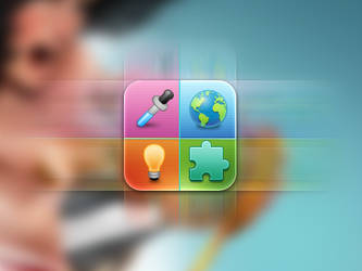 Game Center Icon by ChikenArt