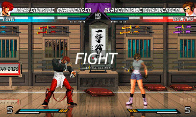 KOF WING 2019 by Vanny