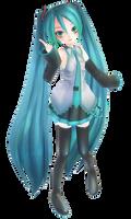 Animasa Miku 2.0 (+Download) by gelajiou