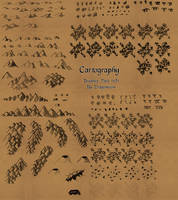 Cartography brushes