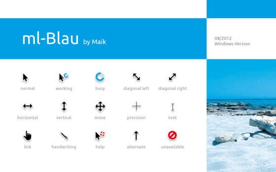 ml-Blau