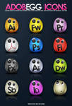 AdobeEgg Icons