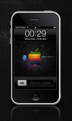iPhone Colorful Creativity
