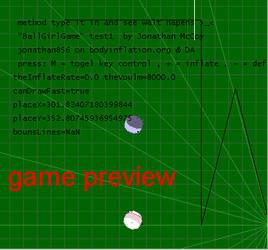 pre BallGirlGame test01