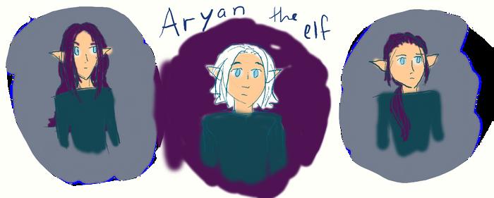 Aryan hair changes