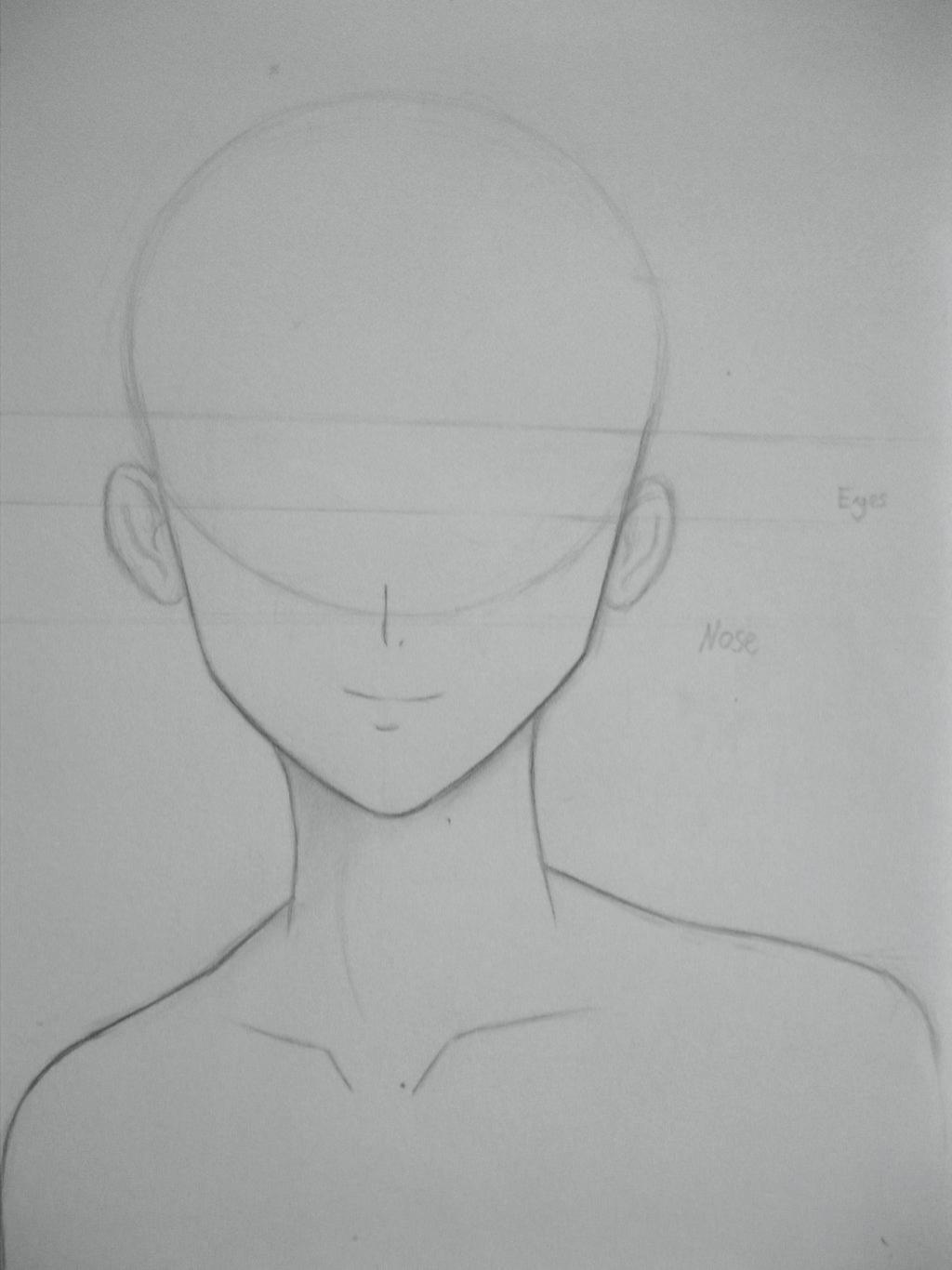 Basic Anime/Manga figure template by Stylin16 on DeviantArt