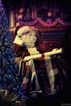 Santa Claus says...Happy New Year!