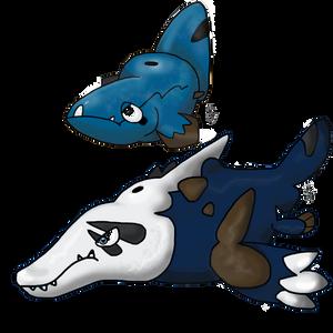 Icthyosaur Fossil Pokemon
