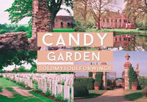 Candy Garden {PSD #3}