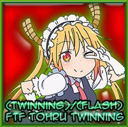 Double Dragon Club Supreme {Tohru Twinning} by TiarasTwilight