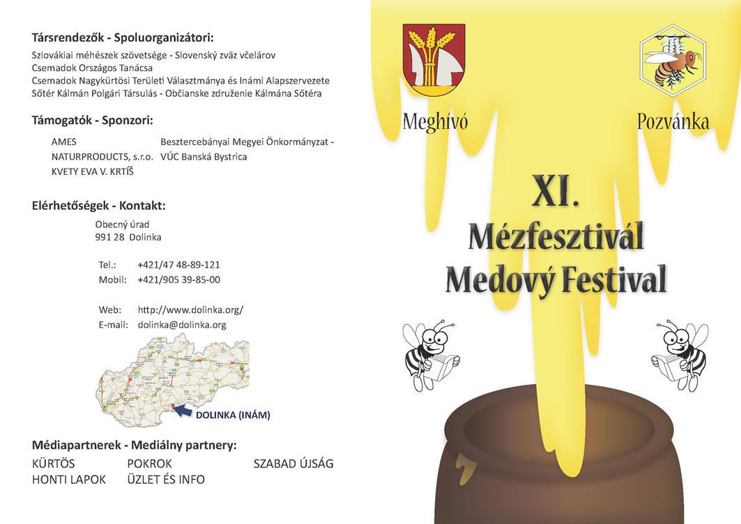 Xi honey festival invitation by imediasolutions on deviantart xi honey festival invitation by imediasolutions stopboris Choice Image
