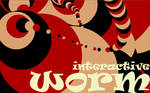 psychedelic worm -intrctv