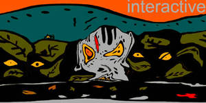 the shaman -intrctv by muffaelucciole