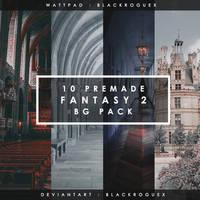 FANTASY 2 BG PACK by BlackRogueX