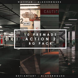 ACTION BACKGROUNDS 2 by BlackRogueX