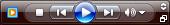 WMP toolbar Xion skin by steelew