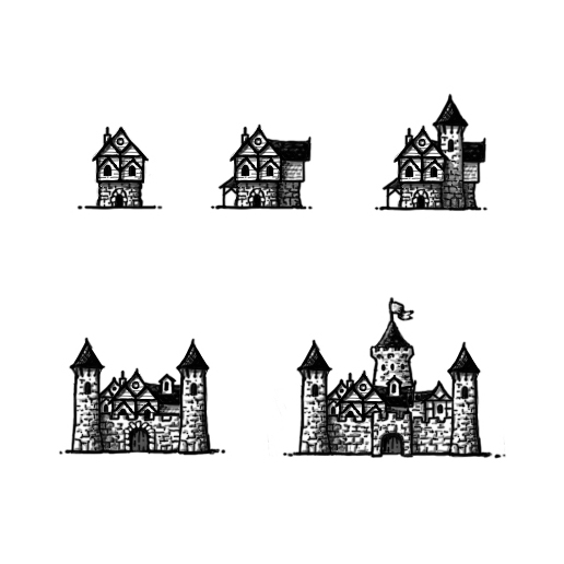 MedievalTowns by TomDigitalGraphics