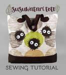 Sewing Tutorial - The Susuwatari Tote