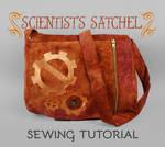 Sewing Tutorial: The Scientist's Satchel